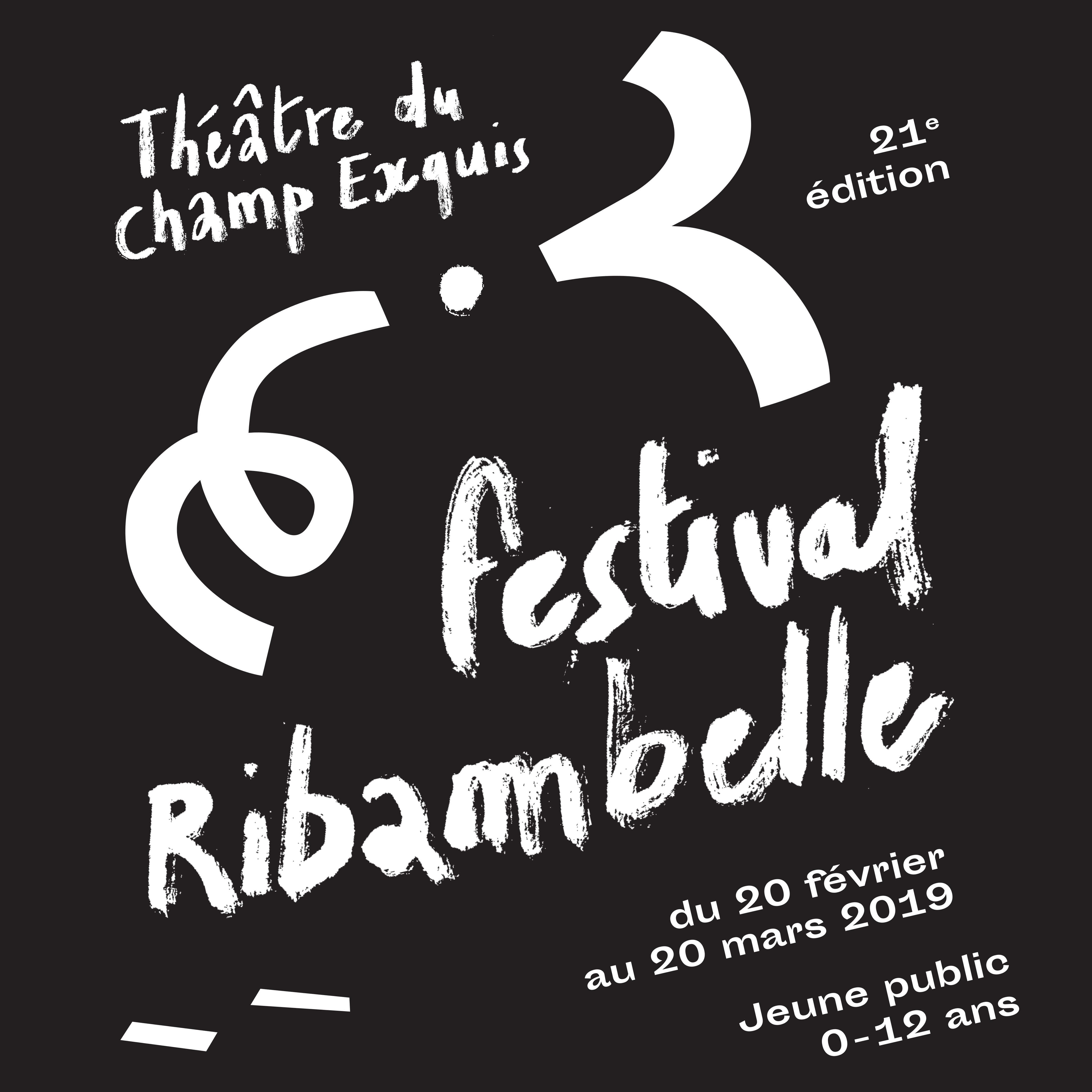 Plaquette Ribambelle 2019
